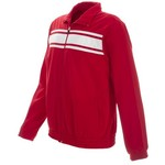BCG™ Men's Tricot Chest Stripe Athletic Jacket