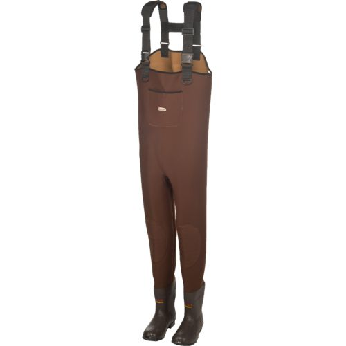 Image for Magellan Outdoors™ Men's Neoprene Boot-Foot Waders from Academy