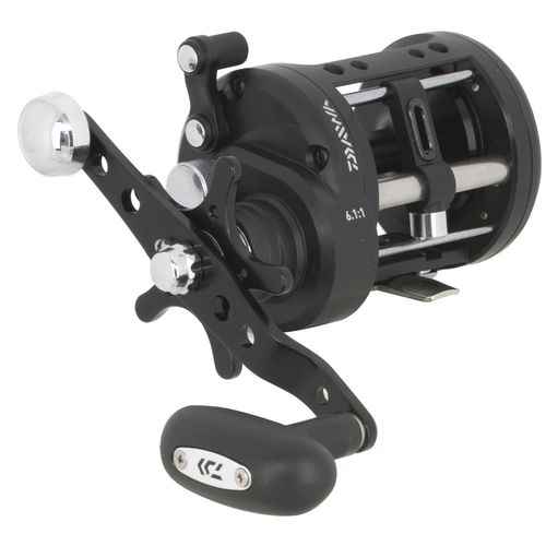 Daiwa Saltist® H-C Levelwind Conventional Reel Right-handed
