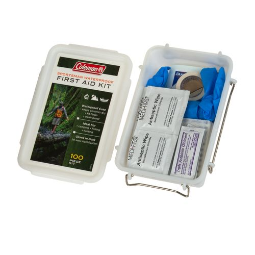 Coleman® Sportsman Waterproof First Aid Kit