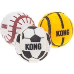 Kong Medium Sports Balls 3-Pack