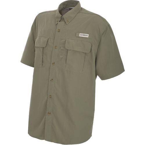 Academy magellan outdoors men 39 s laguna madre short for Magellan fishing shirts