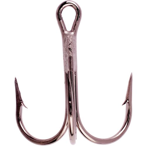 Eagle Claw Lazer Sharp Needle Point Treble Hooks 20-Pack - view number 1