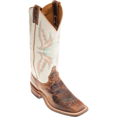 Justin Women's Bent Rail Puma Cowhide Western Boots - view number 2
