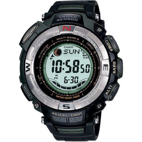 Casio Men's Pro-Trek PAW1500-1V Pathfinder Atomic Tough Solar Watch