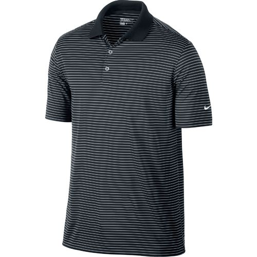 Image for Nike Men's Victory Stripe Golf Polo Shirt from Academy