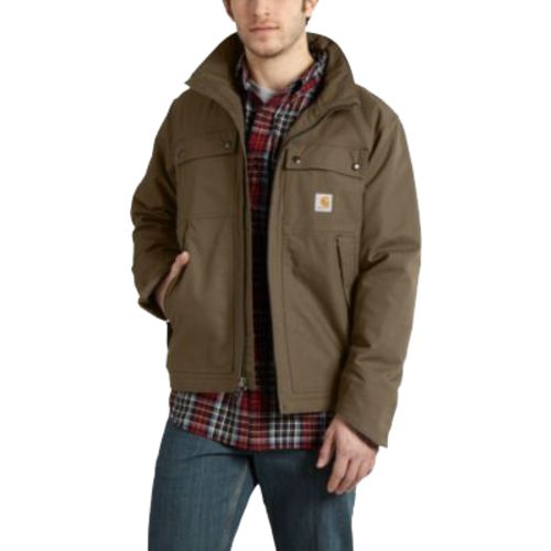 Display product reviews for Carhartt Men's Quick Duck Jefferson Traditional Jacket
