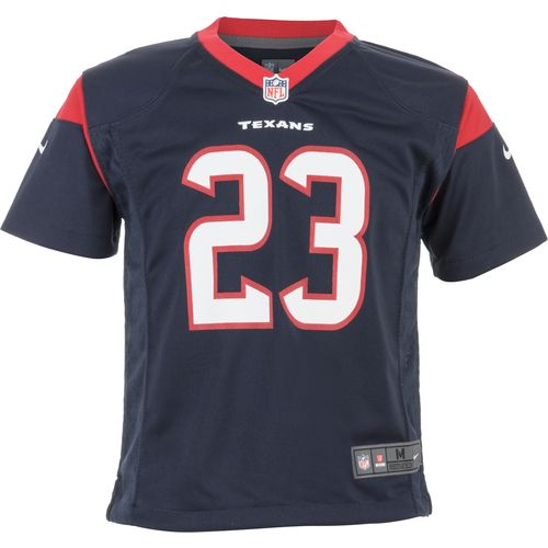 Nike™ Toddlers' Houston Texans Arian Foster #23 Replica Game Jersey