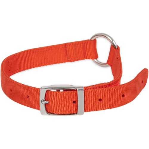 Ruffmaxx 2-Ply O-Ring Blaze Orange Dog Collar