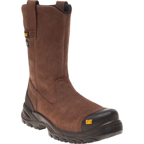 Cat Footwear Men's Spur Steel Toe Work Boots - view number 2