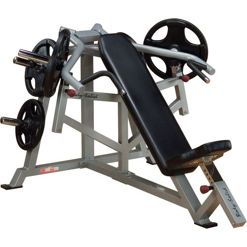 Body-Solid Leverage Incline Bench Press - view number 2