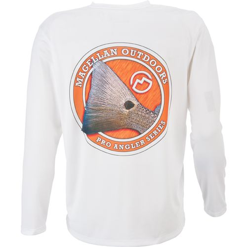 Magellan Outdoors  Adults  Pro Angler Series DRiQ Performance Long Sleeve T-shirt