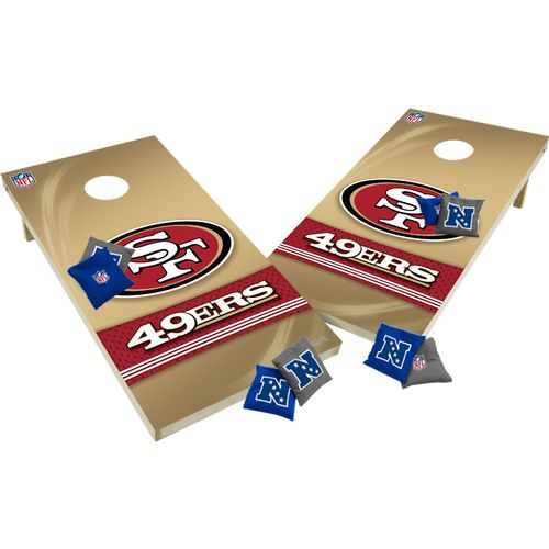 Wild Sports Tailgate Toss XL SHIELDS San Francisco 49ers