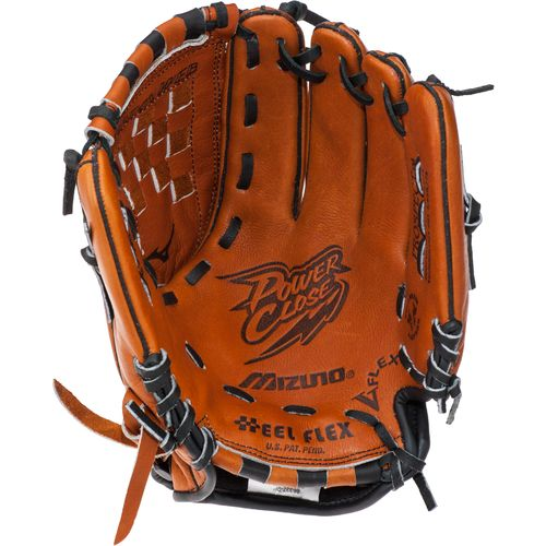 "Display product reviews for Mizuno Youth Prospect 11"" Utility Glove"