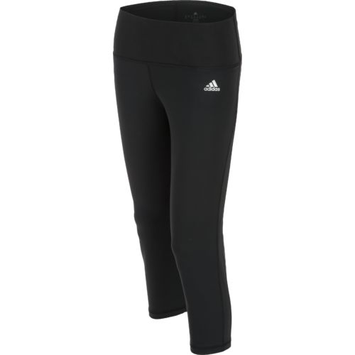 adidas™ Women's Performer Mid-Rise 3/4 Training Tight