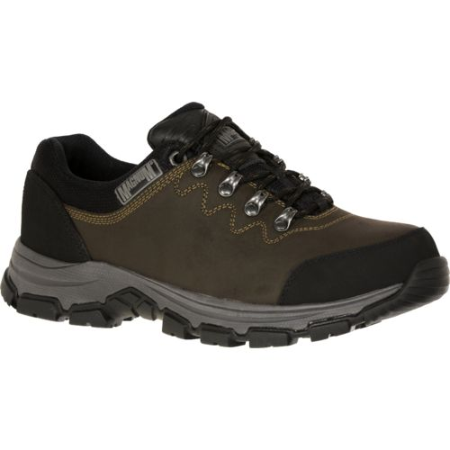 Magnum Boots Men's Austin Low Steel-Toe Waterproof Safety Boots
