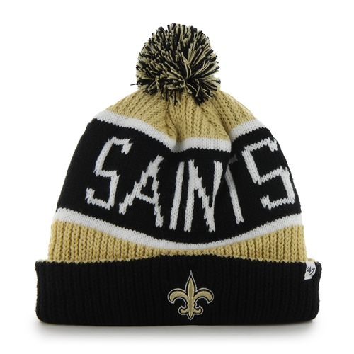 '47 Men's New Orleans Saints Calgary Cuff Knit Cap - view number 1