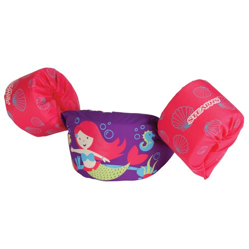 Display product reviews for Stearns Kids' Mermaid Puddle Jumper Life Jacket