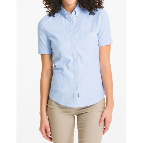 Lee Juniors' Short Sleeve Oxford Shirt