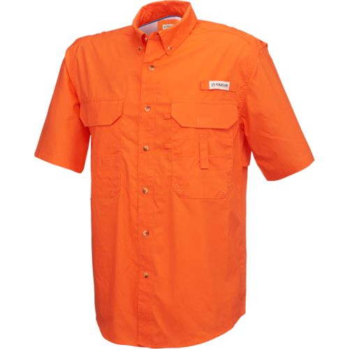 Magellan Outdoors Men's Lake Fork Short Sleeve Fishing Shirt
