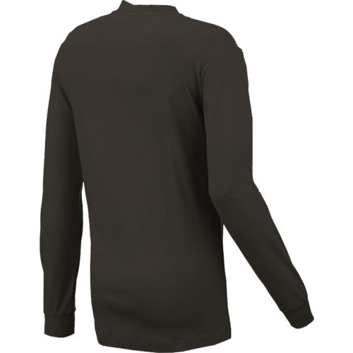 Wolverine Men's Flame Resistant Long Sleeve Henley - view number 2