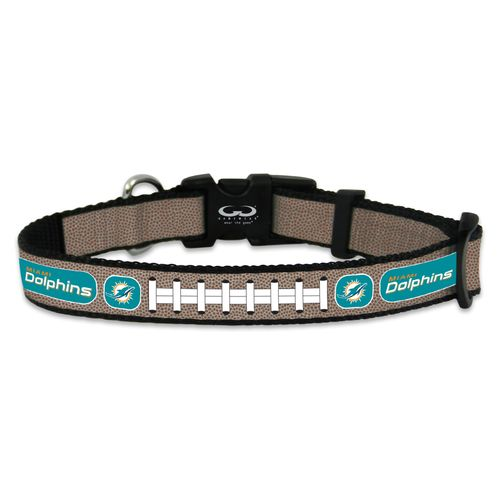 GameWear Miami Dolphins Reflective Football Collar