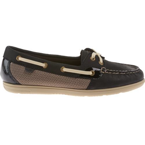 Image for Sperry Women s Shoresider Casual Boat Shoes from Academy