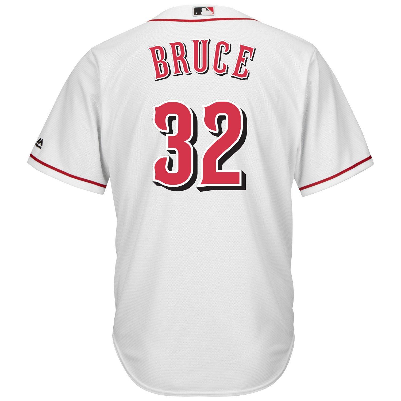 Majestic Men's Cincinnati Reds Jay Bruce #32 Cool