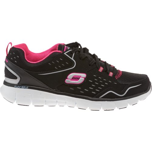 Display product reviews for SKECHERS Women's Synergy Front Row Training Shoes
