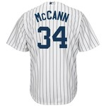 Majestic Men's New York Yankees Brian McCann #34 Cool Base Replica Jersey