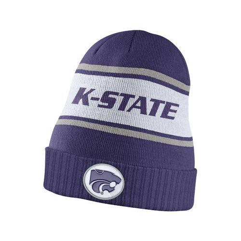 Nike Men's Kansas State University DF Sideline Knit
