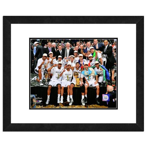 Photo File San Antonio Spurs 8' x 10' Celebration Photo