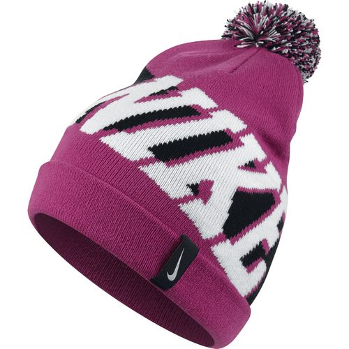 Nike Kids' Seasonal Pom Knit Hat