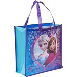 Disney Girls' Frozen Eco Tote Bag