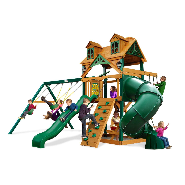 Gorilla Playsets™ Malibu Extreme™ Swing Set