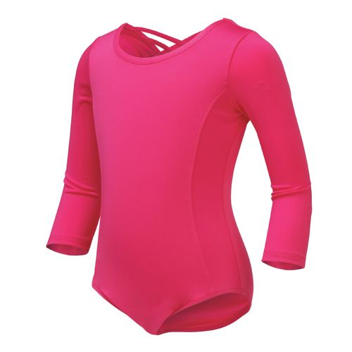 Display product reviews for Capezio Girls' Future Star 3/4 Sleeve Leotard