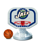 Poolmaster® Utah Jazz Competition Style Poolside Basketball Game - view number 1