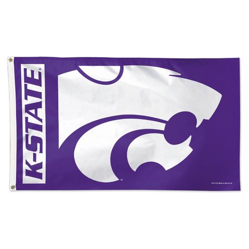 WinCraft Kansas State University Deluxe 3' x 5' Flag