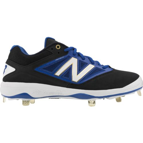 New Balance Men's Pedroia Low-Cut 4040v2 Metal Baseball Cleats - view number 1