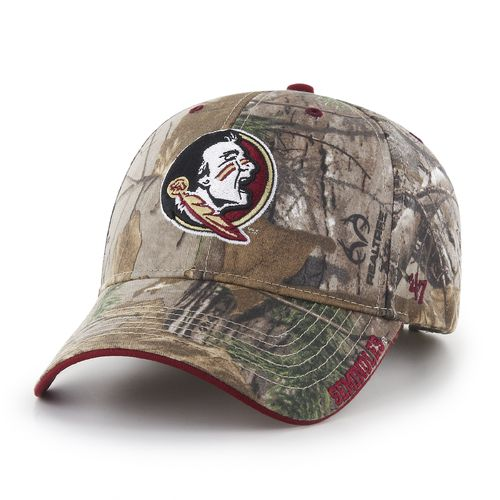 Display product reviews for '47 Adults' Florida State University Realtree Frost MVP Cap