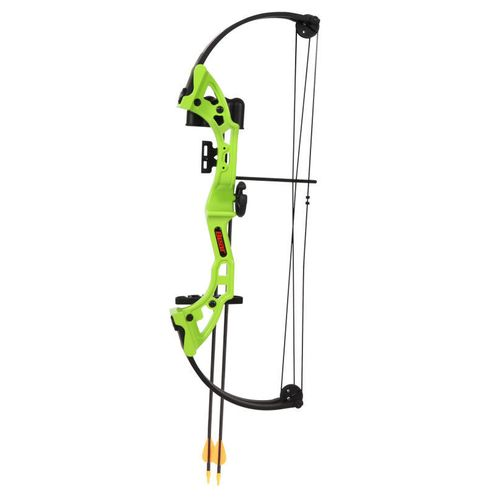 Display product reviews for Bear Archery Youth Brave Compound Bow Set