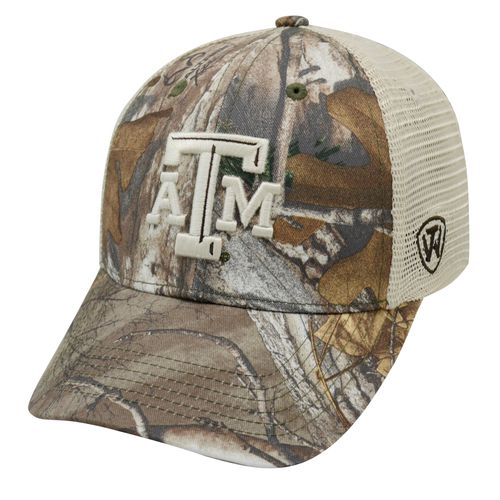 Display product reviews for Top of the World Adults' Texas A&M University Prey Cap