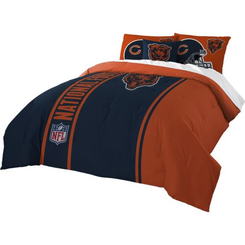 The Northwest Company Chicago Bears Full-Size Comforter and Sham Set