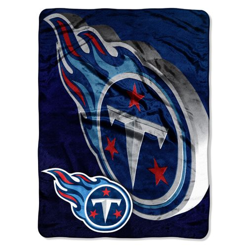 The Northwest Company Tennessee Titans Bevel Micro Raschel Throw
