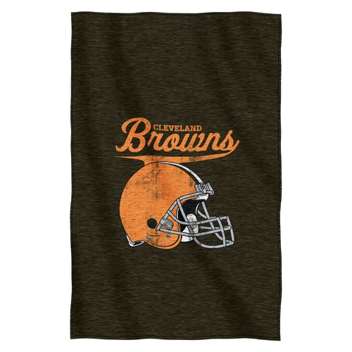 The Northwest Company Cleveland Browns Sweatshirt Throw