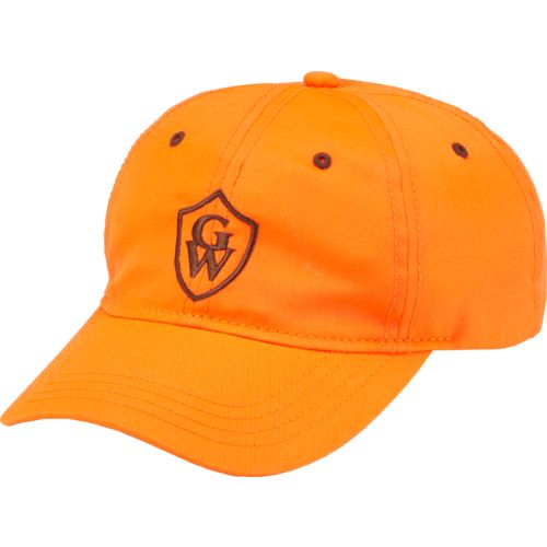 Game Winner® Men's Embroidered Shield Twill Hat