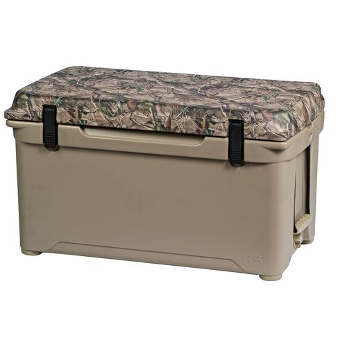 Engel DeepBlue Roto-Molded High-Performance Cooler with Camo Lid