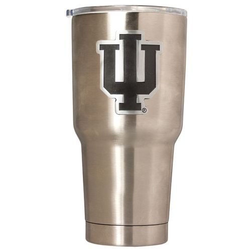Great American Products Indiana University 30 oz. Stainless-Steel Insulated Tumbler