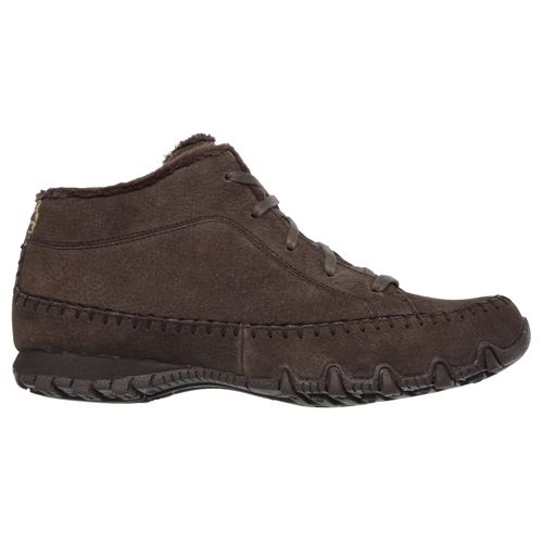 SKECHERS Women's Relaxed-Fit Bikers Totem Pole Casual Shoes