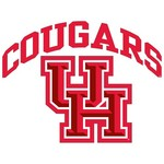 "Stockdale University of Houston 8"" x 8"" Vinyl Die-Cut Decal"